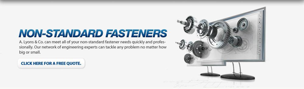 Non-standard Fasteners